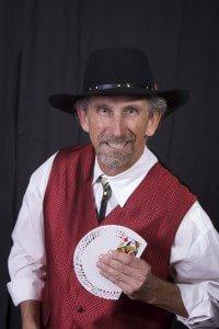 Phoenix magician western theme